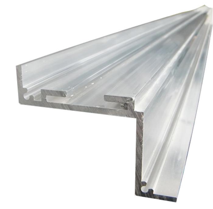 Aluminiumrahmen der Isartaler Lichtschacht-Abdeckung