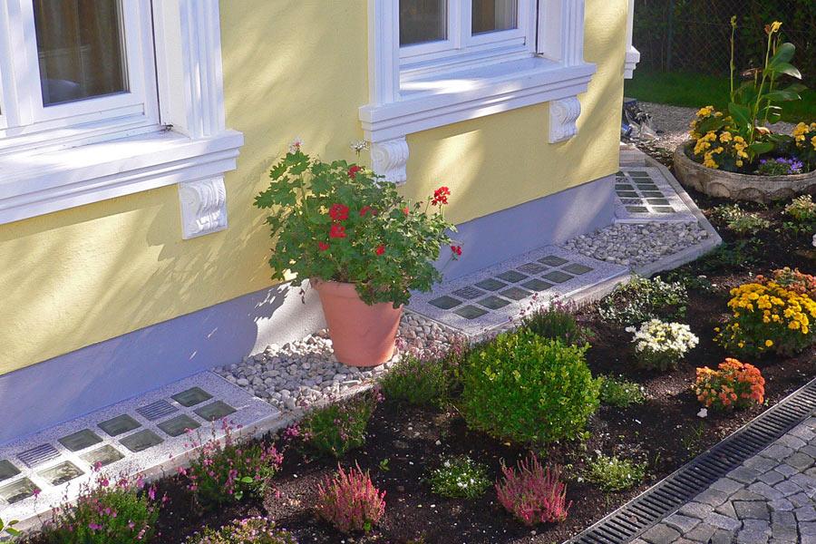 Garten & Traufenbereich