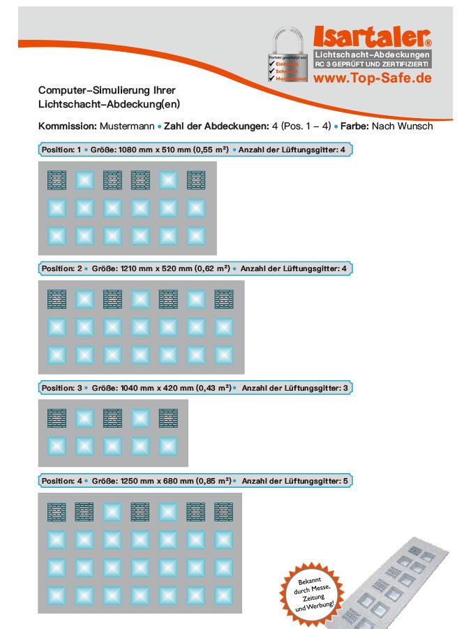 Isartaler Computer Simulation