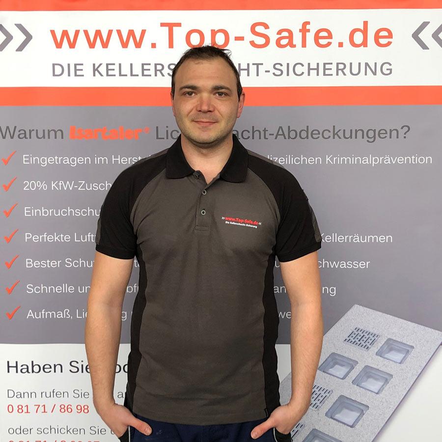 Norbert - Alu-Schweiß-Fachmann