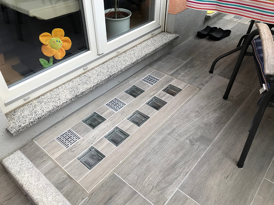 Perfekt integrierte Isartaler Lichtschacht Abdeckungen in Ihren Wintergarten 5