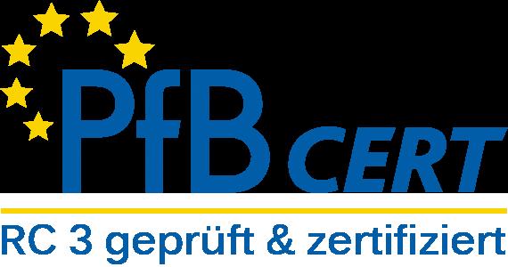 PfB zertifiziert