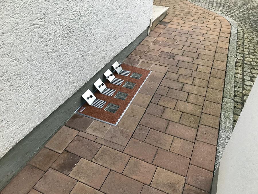 Schutz vor Hochwasser